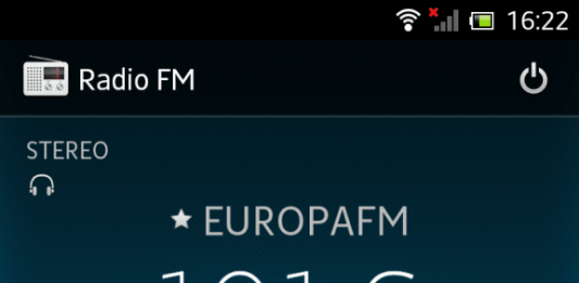 Radio Xperia Android ICS 4.0.4