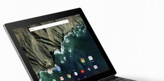 Pixel c tablet android