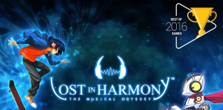 lost in harmony para android
