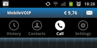 Movilevoip para Android