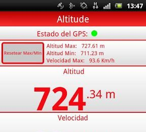 Altitude Android 2