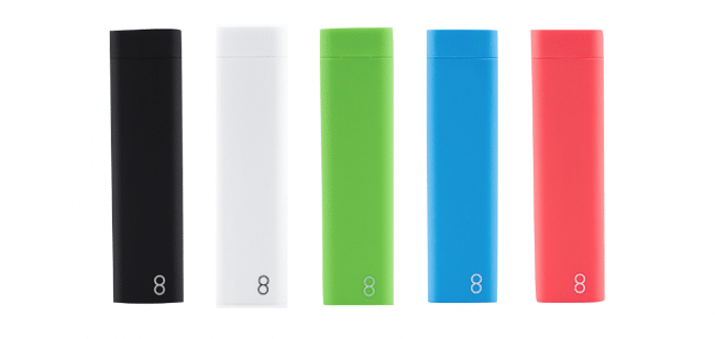 Power Bank MP LipStick