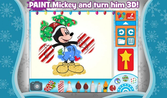 Mickey's Color and Play
