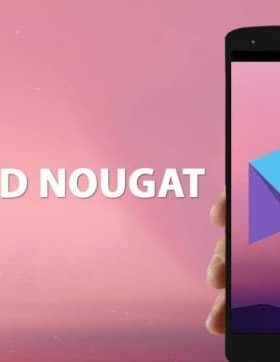 Android Nougat 5