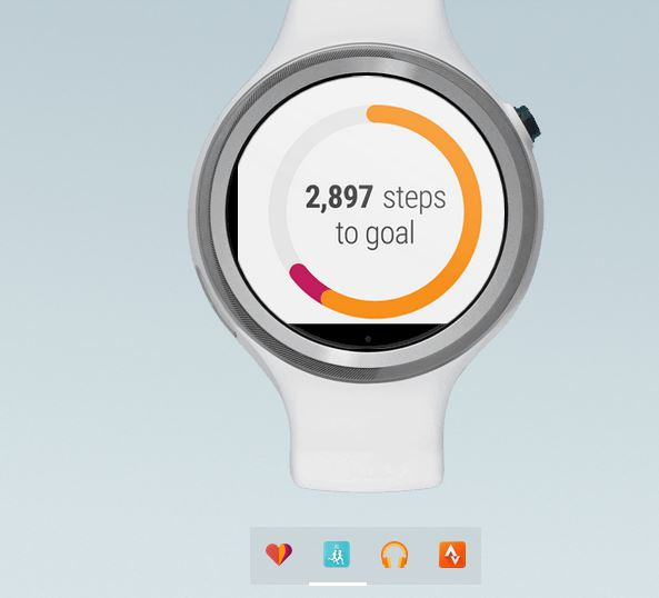Fitness Android Wear