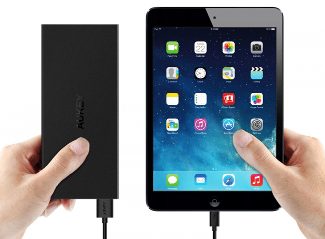 Quick Charge 2.0 de 16.000 mAh Aukey