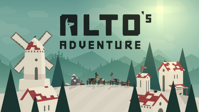 Alto´s Adventure en Android