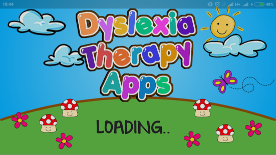 Dyslexia therapy apps en Android