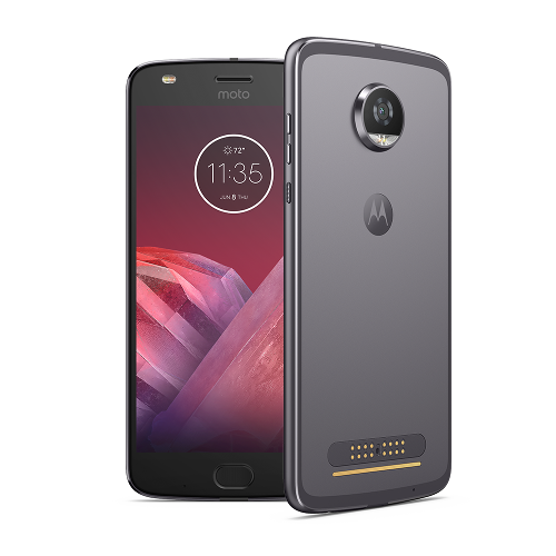 Moto Z2 Play vertical