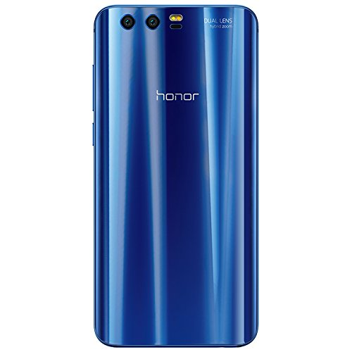 Honor 9 cámaras