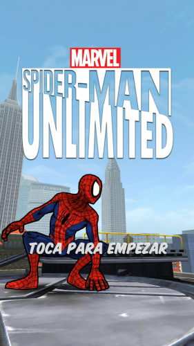 Marvel Spider-man unlimited inicio