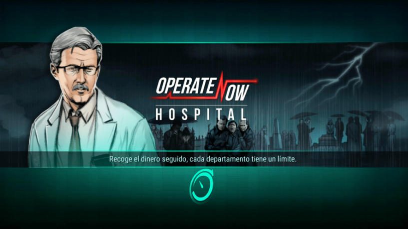 Operate now hospital Android