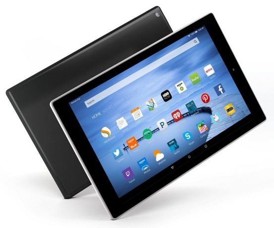 Lanzamiento Tablet Amazon Fire HD 10