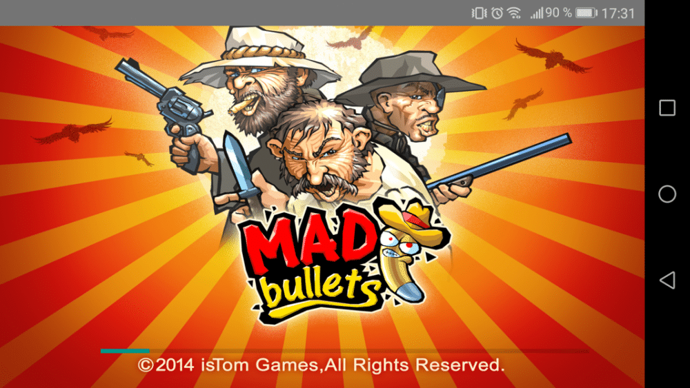 Mad Bullets Android