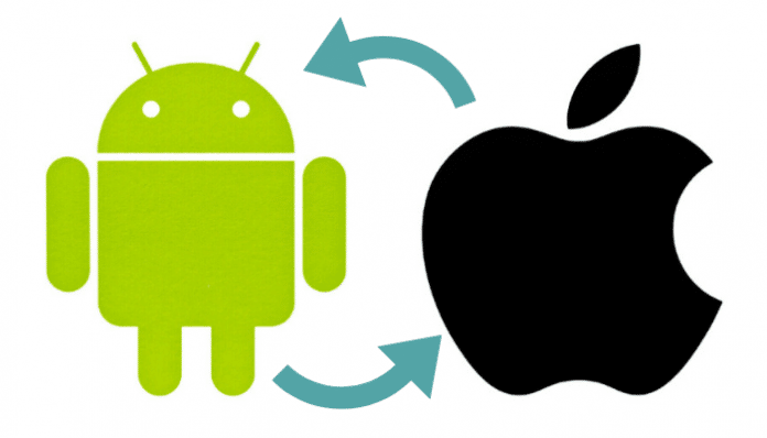 Pasar WhatsApp de iPhone a Android y de Android a iPhone